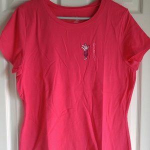 Piglet embroidered shirt